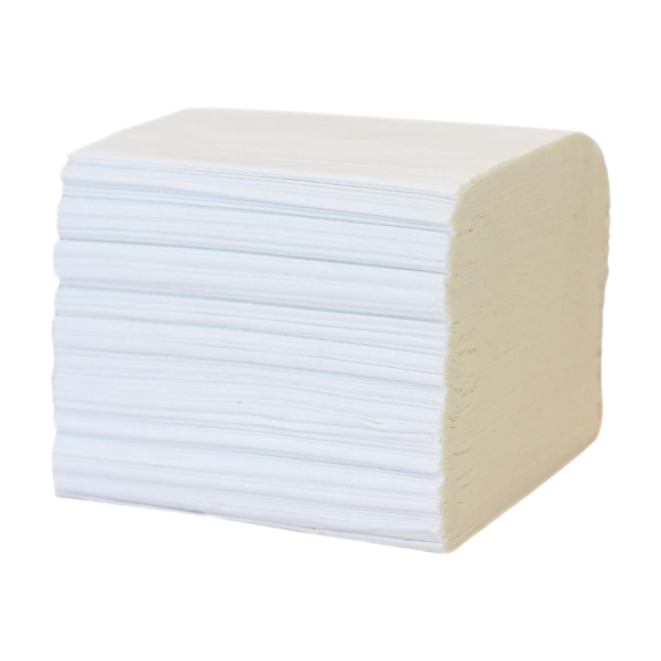Bulk Pack Folded Toilet Tissue 2 Ply